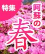 阿蘇の春を満喫