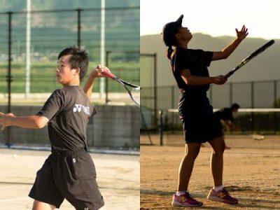 平成30年度阿蘇郡市中体連出場校紹介 一の宮中ソフトテニス部
