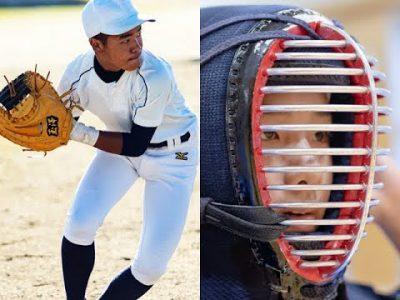 平成30年度阿蘇郡市中体連出場校紹介 一の宮中軟式野球・剣道部