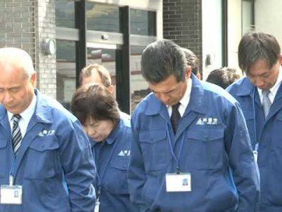 熊本地震から3年 阿蘇市役所で黙とう
