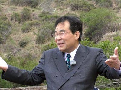 「ようこそ市長室」佐藤義興阿蘇市長 平成31年4月号