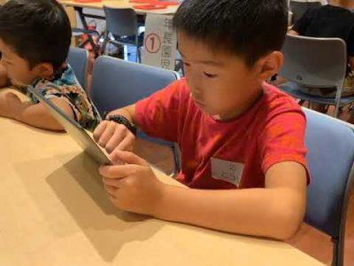 子どもプログラミング教室と1日だけの子ども食堂